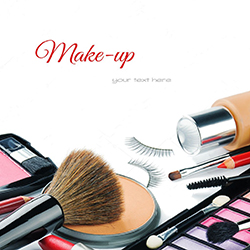 Make-up Industry Packaging