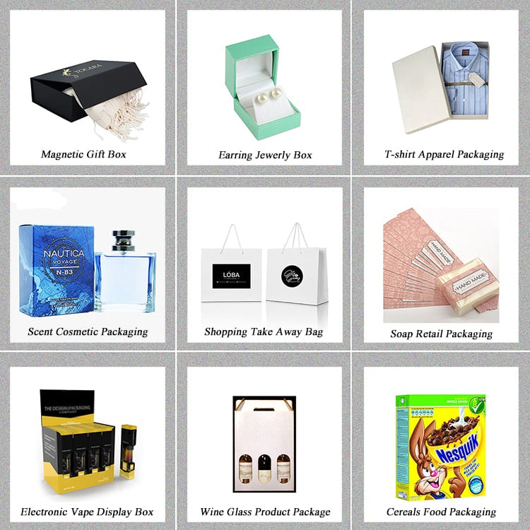 Box Manufacturer in different industries